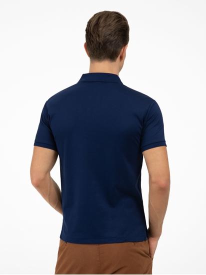 Bild von Polo-Shirt im Slim Fit Basic