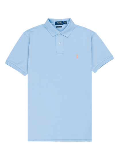 Bild von Polo-Shirt im Slim Fit aus Piqué