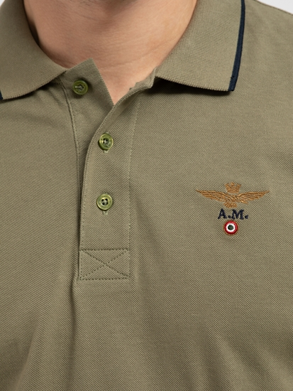 Image sur Polo avec logo