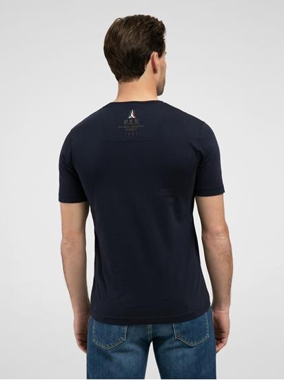 Bild von T-Shirt mit Flock-Print