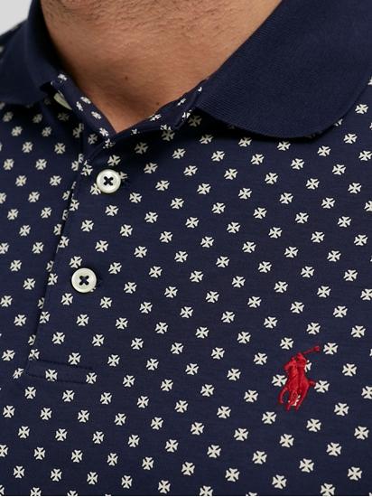 Bild von Polo-Shirt im Slim Fit mit Print