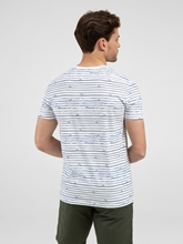 Image sur T-Shirt mit Print im Shaped Fit