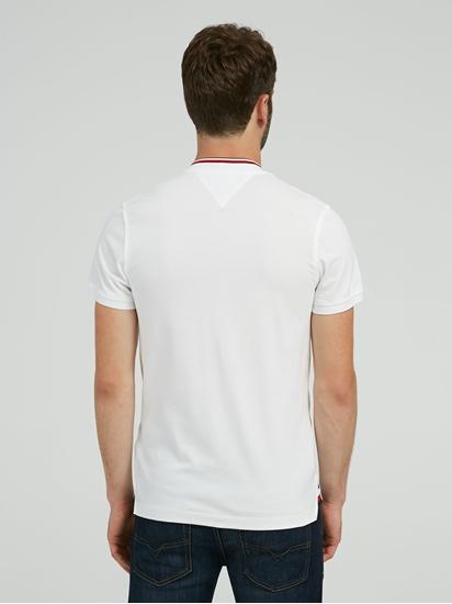 Image sur Polo Slim Fit coton piqué