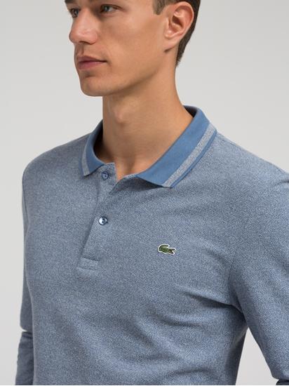 Bild von Polo-Shirt mit Struktur