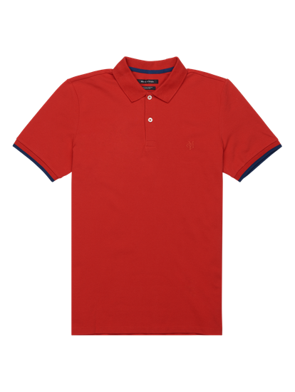 Image sur Polo Shaped Fit Basic