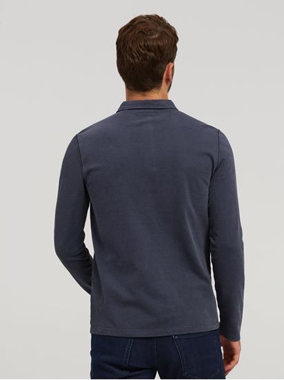 Image sur Polo-Shirt mit Streifen im Regular Fit