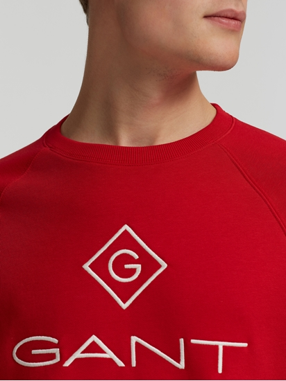 Bild von Sweatshirt mit Logo-Stickerei
