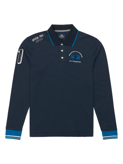 Image sur Polo avec broderies – Online Exclusive