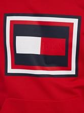 Bild von Hoodie mit Logo-Print
