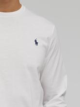 Bild von Langarmshirt mit Logo