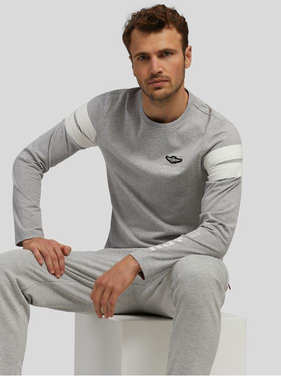 Image sur Shirt manches longues avec logo