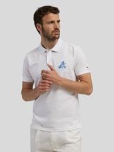 Image sur Polo imprimé Regular Fit