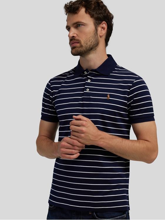 Image sur Polo Custom Fit