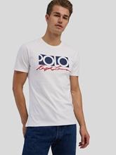 Image sur T-shirt et logo imprimé