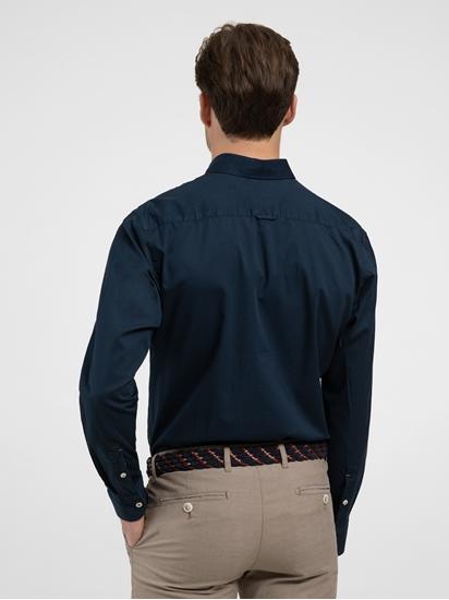 Bild von Hemd im Regular Fit mit Struktur