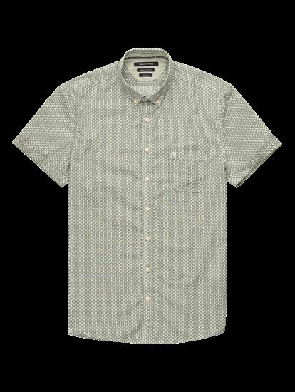 Bild von Hemd im Shaped Fit mit Muster