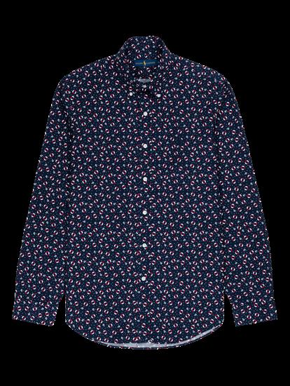 Bild von Hemd mit Print
