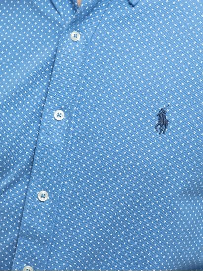 Image sur Chemise coton piqué à micro-imprimé