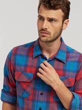 Image sur Chemise flanelle à carreaux