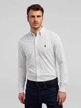 Bild von Jersey Hemd im Regular Fit mit Print