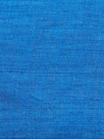 Image sur Chemise lin double col