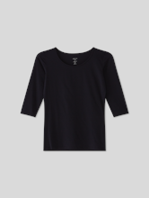 Bild von Shirt mit 3/4-Ärmel