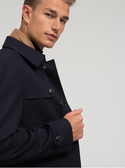Image sur Manteau texturé