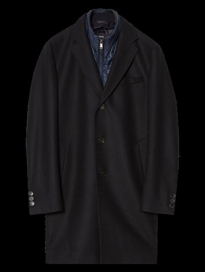 Image sur Manteau avec doublure détachable
