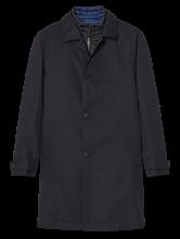 Image sur Manteau imperméable avec veste matelassée
