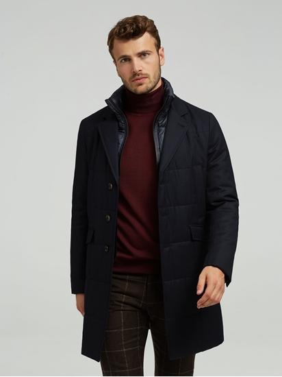 Image sur Manteau en laine avec intérieur détachable