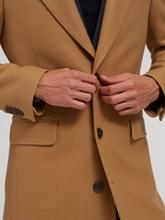 Image sur Manteau laine SEDER