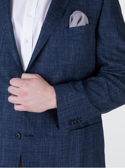 Image sur Veston texturé Comfort Fit