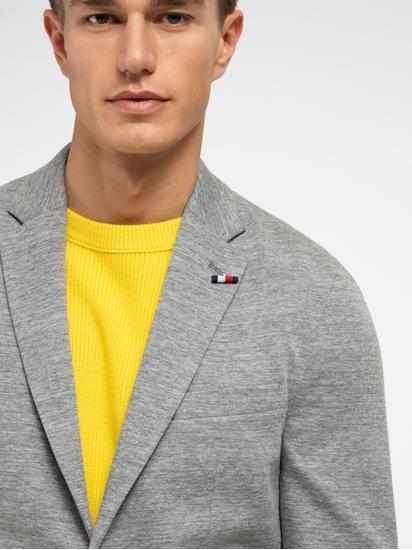 Image sur Veston en jersey slim fit