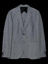 Image sur Veston à micro-motif