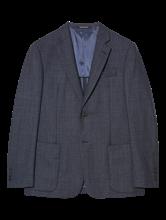 Image sur Veston Regular Fit motif à chevrons