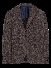 Image sur Veston jersey imprimé