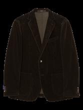 Image sur Veston velours côtelé