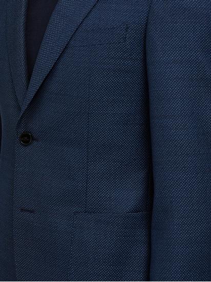 Image sur Veston Regular Fit à micro-motif
