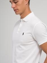 Image sur Polo en coton Pima