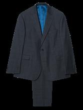 Bild von Anzug 2-teilig mit Gitterkaro