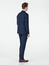 Bild von Anzug 2-teilig im Shaped Fit mit Karo