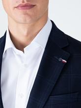 Bild von Jersey Anzug im Slim Fit mit Karo