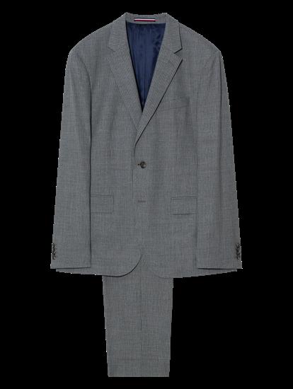 Image sur Anzug 2-teilig im Regular Fit mit Nadelstreifen