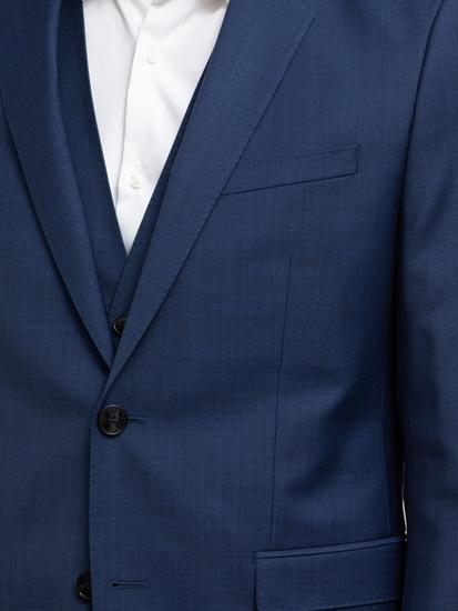 Bild von Anzug 3-teilig im Slim Fit