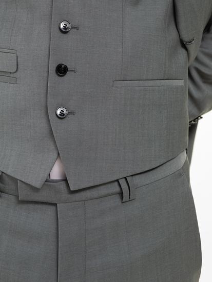 Bild von Anzug 3-teilig im Extra Slim Fit