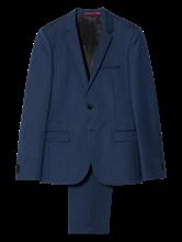 Bild von Anzug 2-teilig im Slim Fit mit Micro-Muster