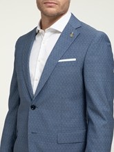 Bild von Anzug mit Micro-Muster