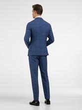 Bild von Anzug 2-teilig im Slim Fit mit Karo