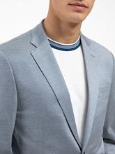 Image sur Costume jersey 2 pièces à micro-motif