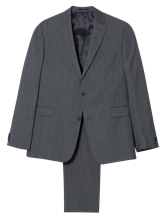 Image sur Costume 2 pièces Comfort Fit à micro-motif
